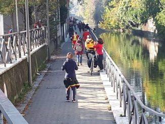 Milan, le premier dimanche du lock-out: course au parc et café à emporter - Chronique