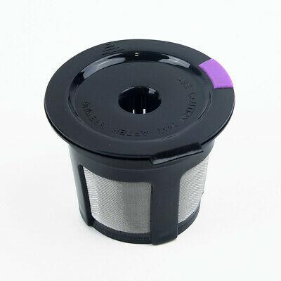 Filtres réutilisables de capsules de dosettes de café rechargeables pour K-Cups Keurig