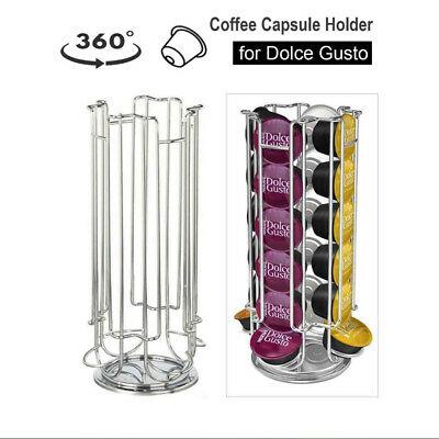 Support de rangement pour porte-capsule de café pour Nespresso