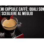 Systèmes de capsules de café: quelles sont les différences
