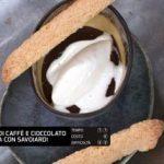 BORGHESE I PERNO DEL PERNO - CRÈME DE CAFÉ ET CHOCOLAT EN TASSE AU SAVOIARDI