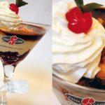 Café de Noël avec panettone mélange Masini et chocolat au lait