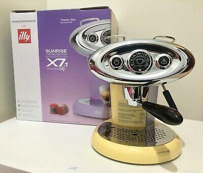 Nouvelle machine à café Illy Iperespresso X7.1