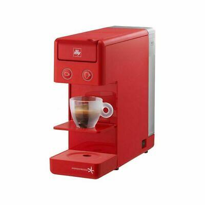 Machine à café à capsules Iperespresso Illy Y3.2 rouge - Peu utilisée - As Nuo