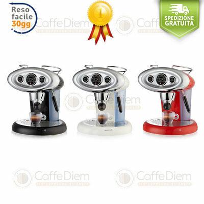Machine à café Illy Iperespresso X7.1 Soft Touch 2019 Offre de capsules gratuites