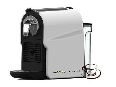 Machine à café à capsules Improve Houstyle Nespresso