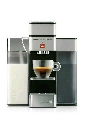 illy, Cafetière Capsules Iperespresso Y5 Lait Espresso Café Cappuccino
