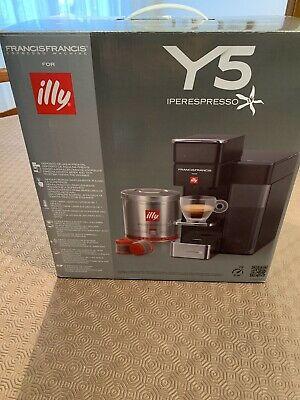 Machine à café Illy Iperespresso Y5