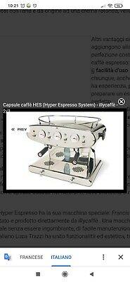 Machine à café capsule Illy Francis Francis