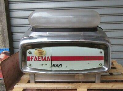 faema e61 2 groupes et 61 machine à café machine à café Gaggia