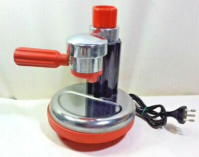 Petite machine à expresso 2 tasses cafetière électrique Made in Italy