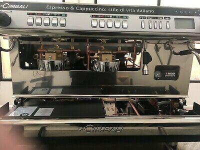 machine à café professionnelle reconditionnée cimbali