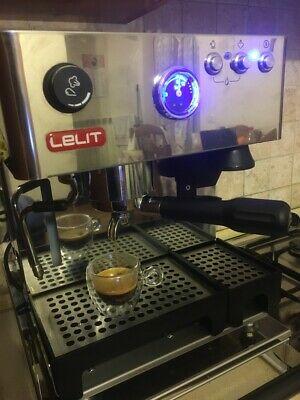 Machine à café semi-professionnelle LELIT + cadeau