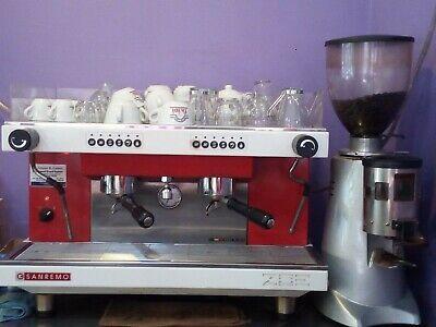 Machine à café pour bars de marque Sanremo Zoe modèle