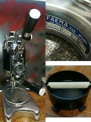 Faema Faemina Machine à café professionnelle Levier Coffee Italy Espresso