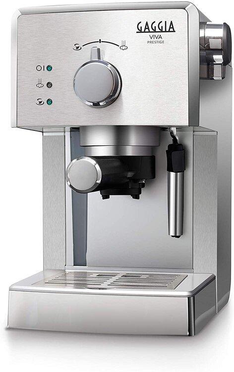 machine à café gaggia viva qualité prix