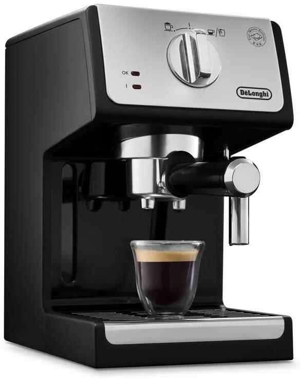 machine à café manuelle alternative de'longhi