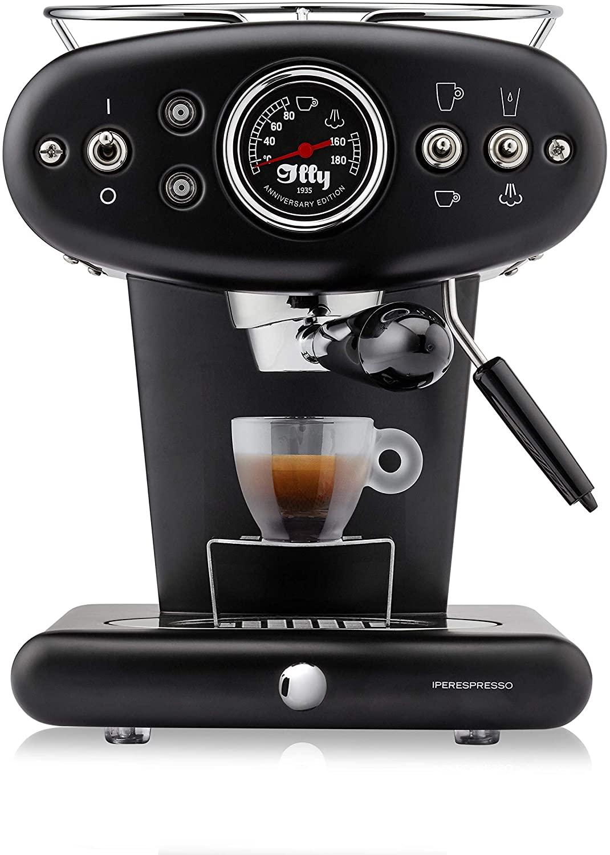 machine à café manuelle illy francis francis x1 anniversaire