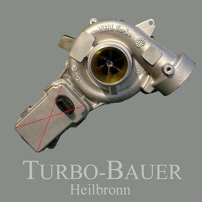 Turbocompresseur A6510900886 Mercedes C 204 E 212 GLK X 204
