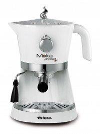 Machine à café Ariete Machines à café expresso arôme blanc moka 1337