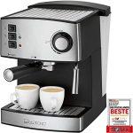 (SORTIE) MACHINE À CAFÉ ESPRESSO ECOV 311GR