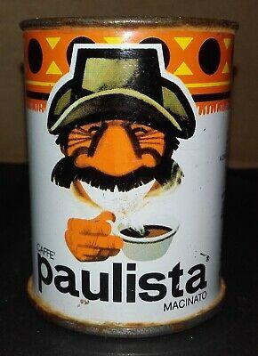 Lavazza Paulista Petit Gedget publicitaire pour machine à café moulu
