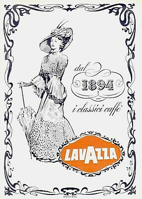 1954 Caffe 'Lavazza Cinquantenaario 1894 Liberty Bar Pub Stud.borghi