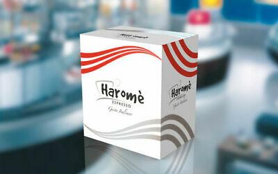 300 dosettes Haromé Coffee Capsules compatibles Nespresso no Lavazza Vigoroso Deciso