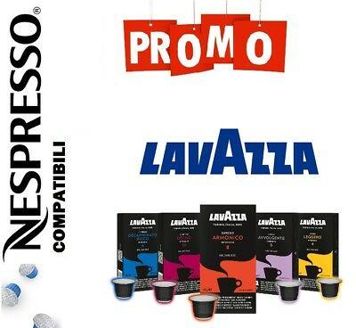 300 dosettes Lavazza Coffee Capsules compatibles Nespresso Choix de mix dégustation Box