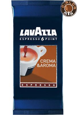 100 capsules Lavazza Espresso Point Crema Aroma