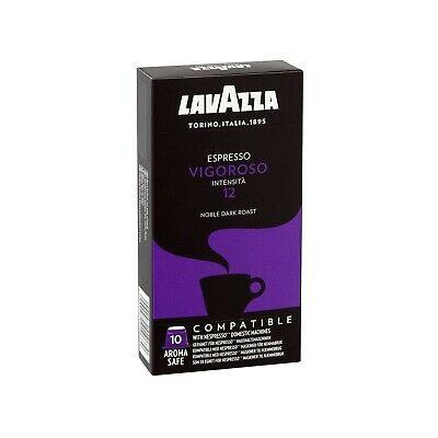 100 Capsules Lavazza Espresso Vigoroso compatibles Nespresso