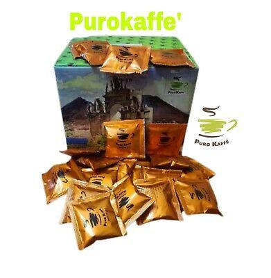 150 dosettes ESE Filtre à café 44mm PUROKAFFE 'GUSTO FANTASTIKO + KIT