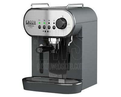 GAGGIA CAREZZA STYLE Machine à café manuelle RI8523 / 01 poudre et dosettes IT