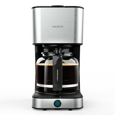 Machine à café américaine Cecotec 66 Heat 950W Machine à café américaine (12 tasses)