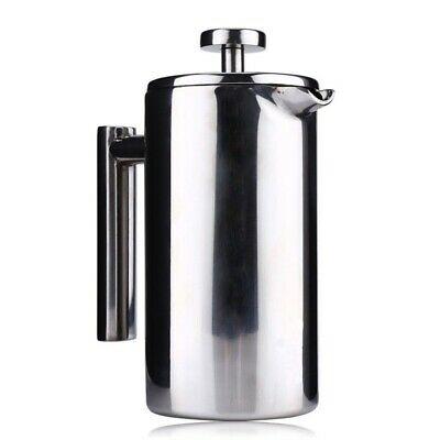 1X (350 ML en acier inoxydable isolé pour le thé et le café avec double filtre V5G7