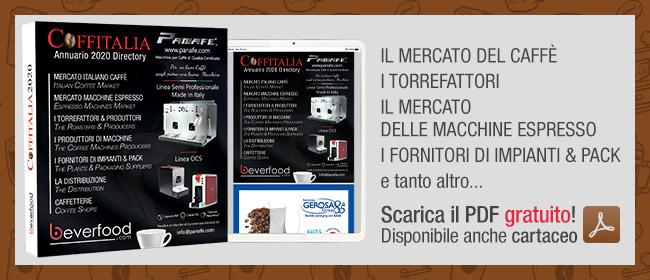 Téléchargez gratuitement l'ebook de l'annuaire Coffitalalia avec tous les opérateurs du secteur du café italien