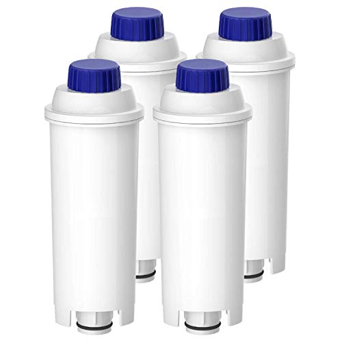 Filtre à eau Waterdrop TÜV SÜD pour machine à café, compatible avec DELONGHI De'Longhi DLS C002, 9310926, SER3017, ECAM ETAM EC800 (4)