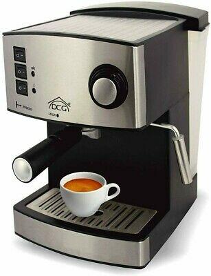 Machine à café manuelle en poudre pour expresso professionnel Vintage Cappuccino Dcg