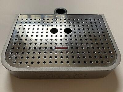 Pièce de rechange originale de rechange de plateau d'égouttement de machine à café de Dualit Espressivo