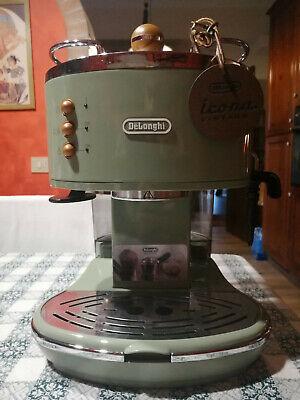 Machine à café vintage De Longhi Icon mod. ECOV311.GR