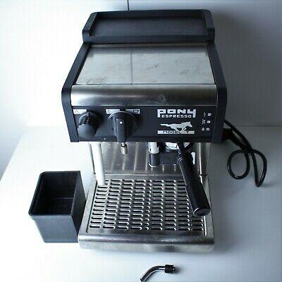 UNIC PONY Espresso MODÈLE T 231 // Reparaturbedürftig a besoin de réparations