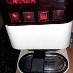 MACHINE À CAFÉ Vintage Baby Gaggia Italie - 68,00 EUR