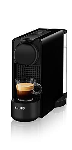 Machine à café expresso Krups Essenza Plus en capsules, 1260 W, 1 litre, noir