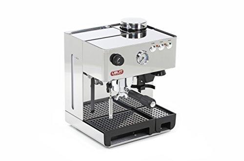 Machine à expresso Lelit PL042EM, 1200 W, acier inoxydable, argent