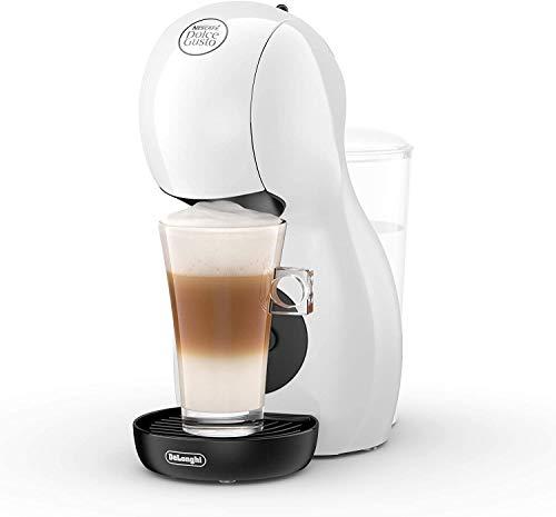 De 'Longhi Nescafé Dolce Gusto EDG110.WB Machine pour café expresso et autres boissons automatique, blanc