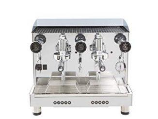 Lelit PL2SVH2 Giulietta, Machine à café professionnelle, 10 litres, acier inoxydable, argent