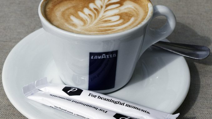 Le café devient également vert. Et Lavazza récompense les employés