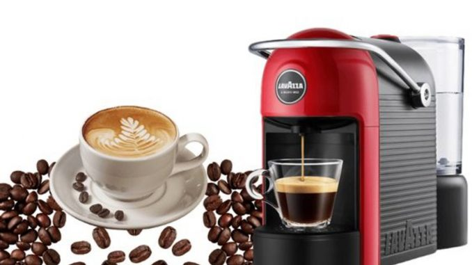 macchina caffè a cialde