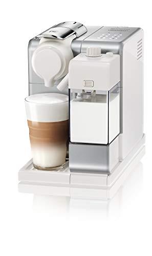 Machine à café expresso De'Longhi Nespresso Lattissima Touch Animation EN560.S, 1400 W, 1 tasse, plastique, argent
