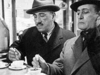Amour, poisons et trahisons. Portrait d'Italie dans un café